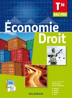 Économie - Droit Tle Bac Pro (2014) - Pochette élève