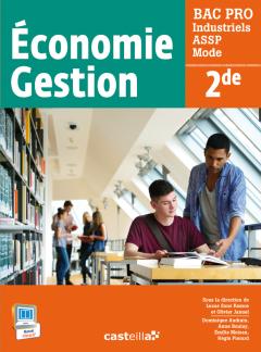 Économie - Gestion 2de Bac Pro Industriels et ASSP (2014) - Pochette élève