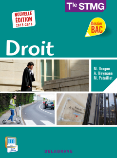 Droit Tle STMG (2015) - Pochette élève