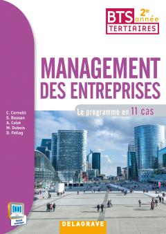 Management des entreprises 2e année BTS (2015) - Pochette élève