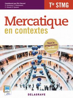 Mercatique Tle STMG - Tout le programme en 20 contextes (2015) - Pochette élève