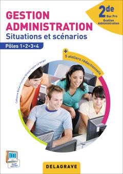 Gestion Administration 2de Bac Pro GA (2015) - Pochette élève