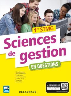 Sciences de gestion 1re STMG (2016) - Pochette élève