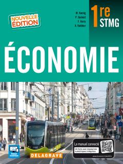 Économie 1re STMG (2016) - Manuel élève