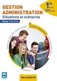 Gestion Administration 1re Bac Pro GA (2016) - Pochette élève