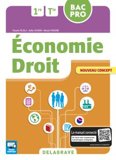 Économie Droit 1re, Tle Bac Pro (2016) - Pochette élève