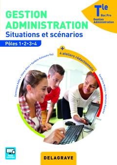 Gestion Administration Tle Bac Pro GA (2017) - Pochette élève