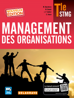 Management des organisations Tle STMG (2017) - Manuel élève