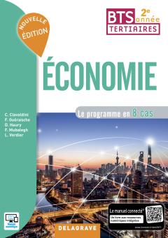 Économie BTS 2e année (2017) - Pochette élève