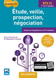 Étude, veille, prospection, négociation BTS Commerce International (2017) - Pochette élève