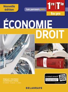 Economie Droit 1re, Tle Bac Pro (2018) - Pochette élève