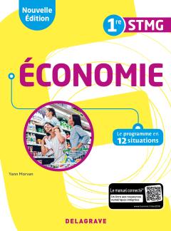 Economie 1re STMG (2018) - Pochette élève