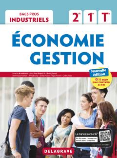 Économie Gestion 2de, 1re, Tle Bac Pro Industriel (2018) - Pochette élève