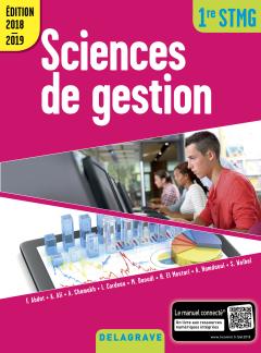 Sciences de gestion 1re STMG (2018) - Pochette élève