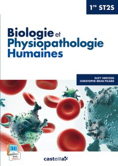 Biologie et Physiopathologie Humaines - 1re ST2S (2014) - Pochette élève