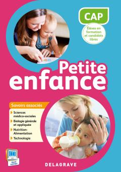 CAP Petite Enfance, savoirs associés S1, S2, S3, S4 (2015) - Pochette élève