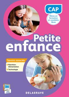 CAP Petite Enfance, savoirs associés S3, S4 (2015) - Pochette élève
