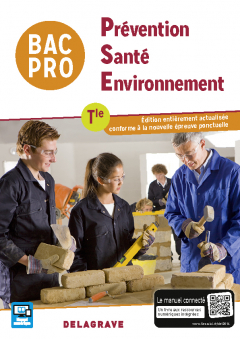 Prévention Santé Environnement (PSE) Tle Bac Pro (2016) - Pochette élève