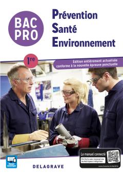 Prévention Santé Environnement (PSE) 1re Bac Pro (2016) - Pochette élève
