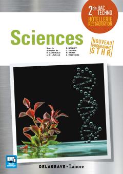 Sciences 2de Bac STHR (2017) - Pochette élève