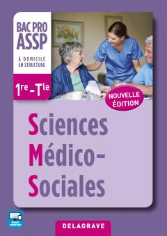 Sciences Médico-Sociales (SMS) 1re, Tle Bac Pro ASSP (2017) - Pochette élève