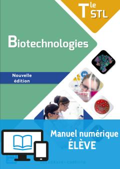 Biotechnologies Tle STL (2017) - Manuel numérique élève