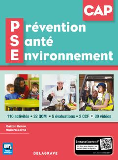 Prévention Santé Environnement (PSE) CAP (2017) - Pochette élève