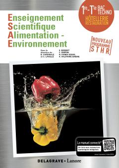 Enseignement Scientifique Alimentation-Environnement 1re, Tle STHR (2018) - Pochette élève
