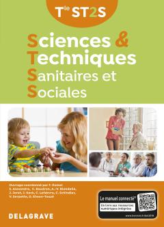 Sciences et techniques sanitaires et sociales Tle ST2S (2018) - Manuel élève