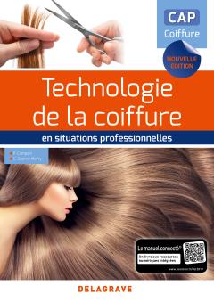 Technologie de la coiffure en situations professionnelles CAP Coiffure (2018) - Pochette élève