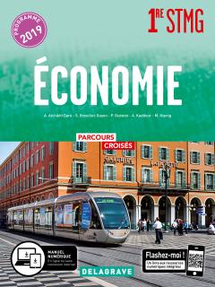 Économie 1re STMG (2019) - Manuel élève