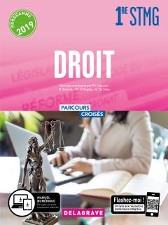 Droit 1re STMG (2019) - Manuel élève