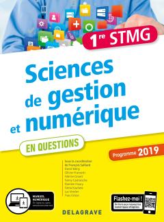 Sciences de gestion et numérique 1re STMG (2019) - Pochette élève