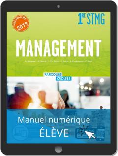 Management 1re STMG (2019) - Manuel - Manuel numérique élève