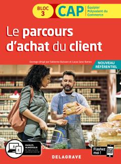 Le parcours d'achat du client 1re et 2e années CAP commerciaux (2020) - Pochette élève