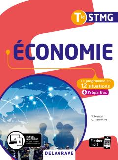 Économie Tle STMG (2020) - Pochette élève