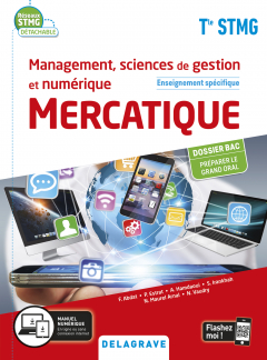 Management, Sciences de gestion et numérique - Mercatique enseignement spécifique Tle STMG (2020) - Pochette élève