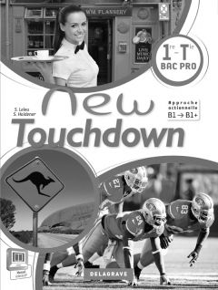 New Touchdown 1re, Tle Bac Pro (2014) - Livre du professeur avec CD-Rom inclus