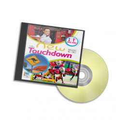 New Touchdown 1re, Tle Bac Pro (2014) - CD audio classe