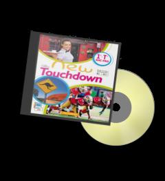 New Touchdown 1re, Tle Bac Pro (2014) - CD audio classe