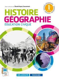 Histoire Géographie Education civique 1re Bac Pro - Manuel élève
