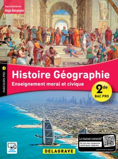 Histoire Géographie Enseignement moral et civique (EMC) 2de Bac Pro (2017) - Pochette élève