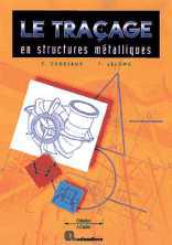 Le traçage en structures métalliques CAP, Bac Pro, BTS (1998) - Référence