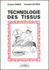 Technologie des tissus CAP métiers de la mode (2000)