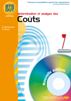 Processus 7 : Détermination et analyse des coûts - Pochette élève