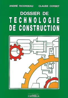 Dossier de technologie de construction CAP, Bac Pro (2008) - Référence