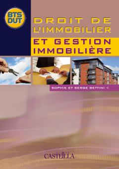 Droit de l'immobilier et gestion immobilière (2009) - Manuel élève