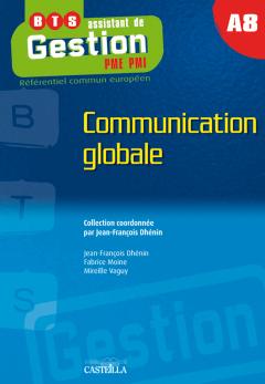 Communication globale A8 (2010) - Pochette élève