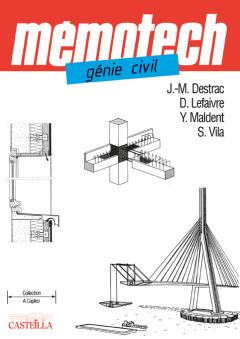 Mémotech Génie civil Bac Pro, Bac STI2D, BTS, DUT, Écoles d'ingénieurs (2011)