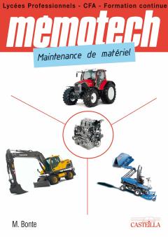 Mémotech Maintenance de matériel CAP, Bac Pro (2012)